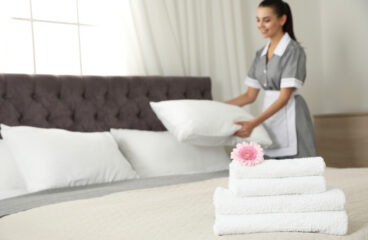 HOW LINEN CAN IMPROVE THE GUEST STAY AT THE HOTEL?